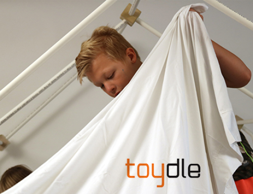 Giveaway – Beat the Winter Blues with a Free Toydle Fort